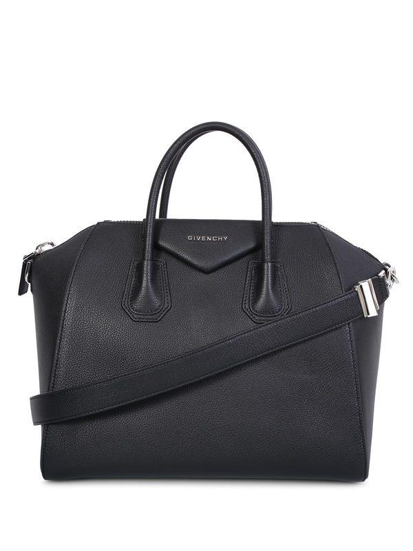 GIVENCHY - Medium Antigona leather bag