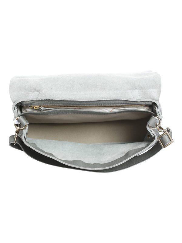 ZANELLATO - Postina M Cachemire Pura leather bag