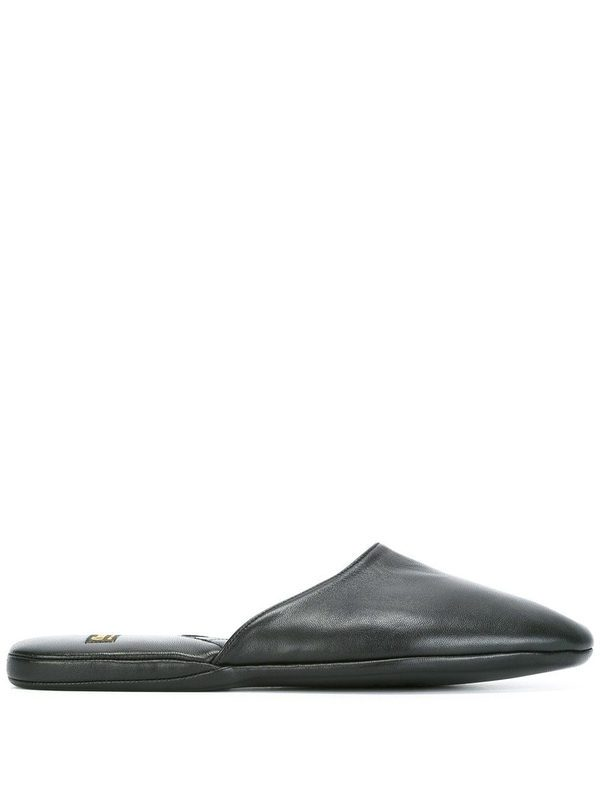 CHURCH'S - Leather slippers
