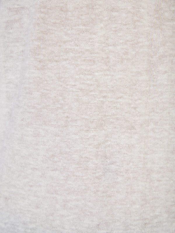 ORIGINAL VINTAGE - White linen shirt