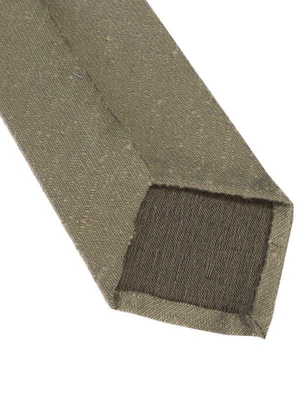 DELL'OGLIO - Silk tie
