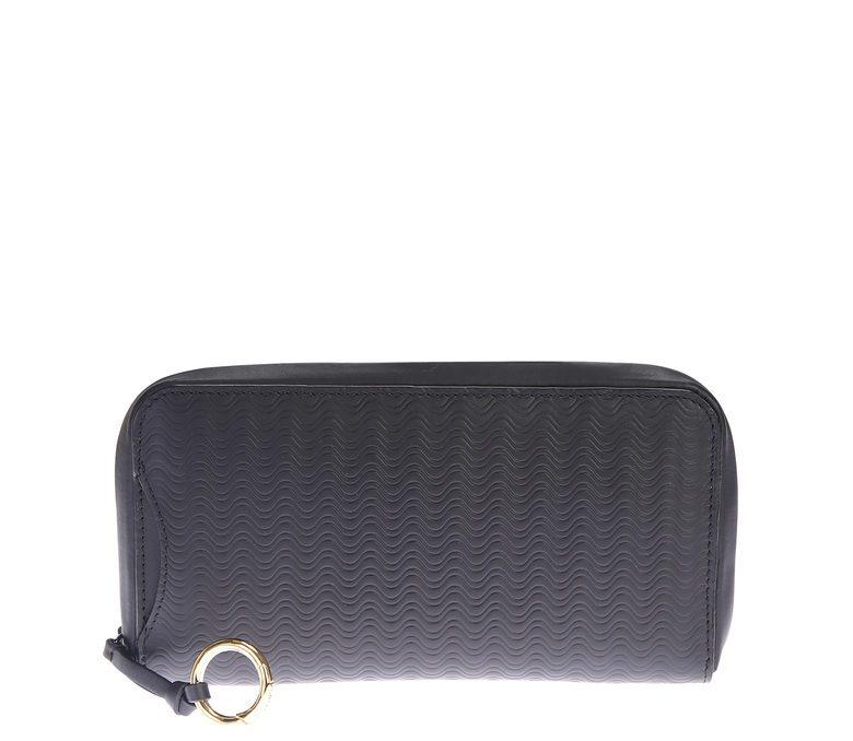 ZANELLATO - Cachemire Blandine leather wallet