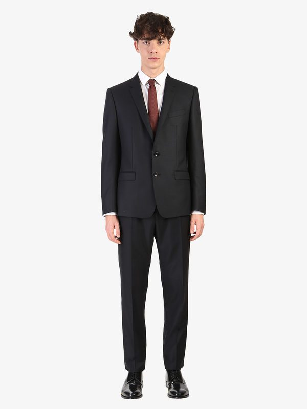DOLCE & GABBANA - Wool and mohair Martini suit