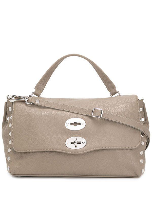 ZANELLATO - Leather Postina S Daily bag