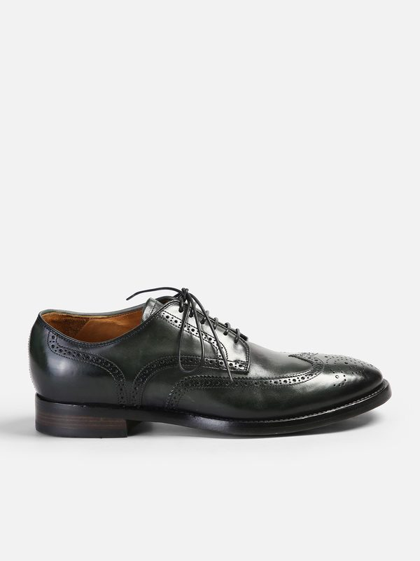 OFFICINE CREATIVE - Derby leather shoes
