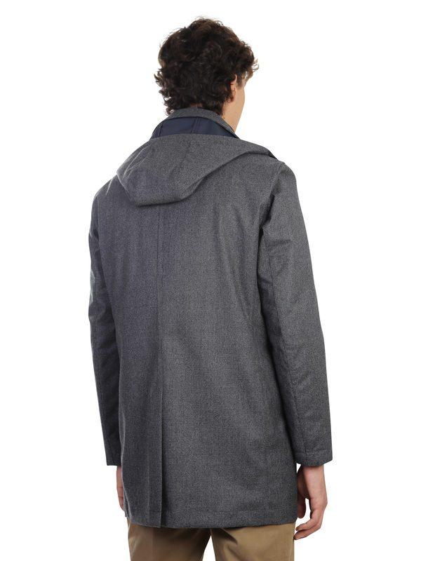 KIRED - Wool 3/4 coat