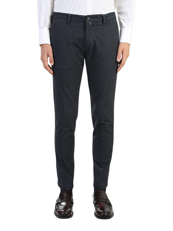 BRIGLIA 1949 - Blend cotton trousers