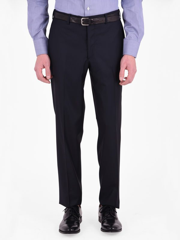DELL'OGLIO - Wool trousers