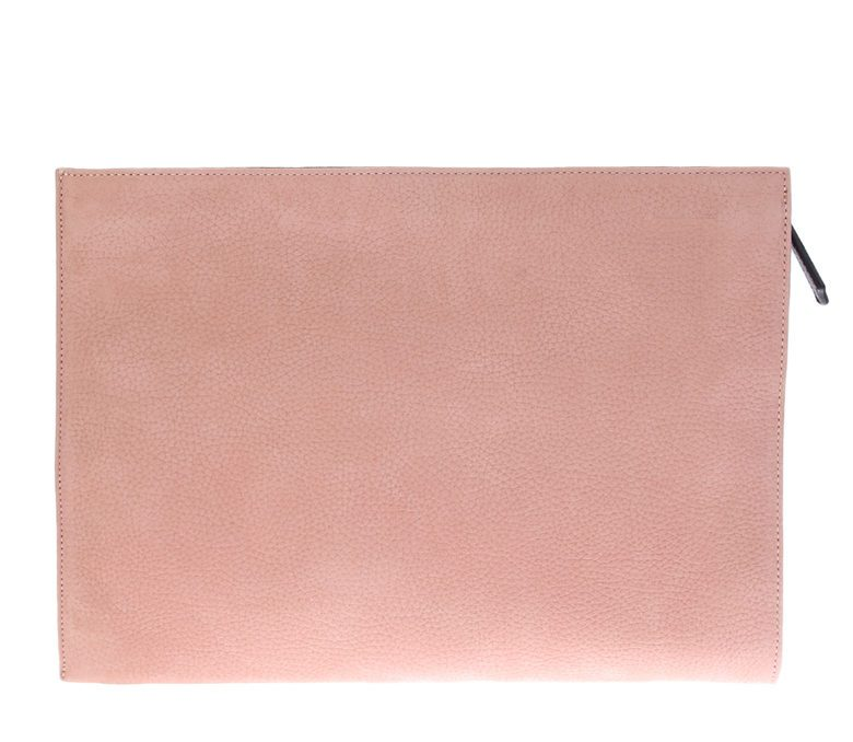 ZANELLATO - Neno L leather clutch