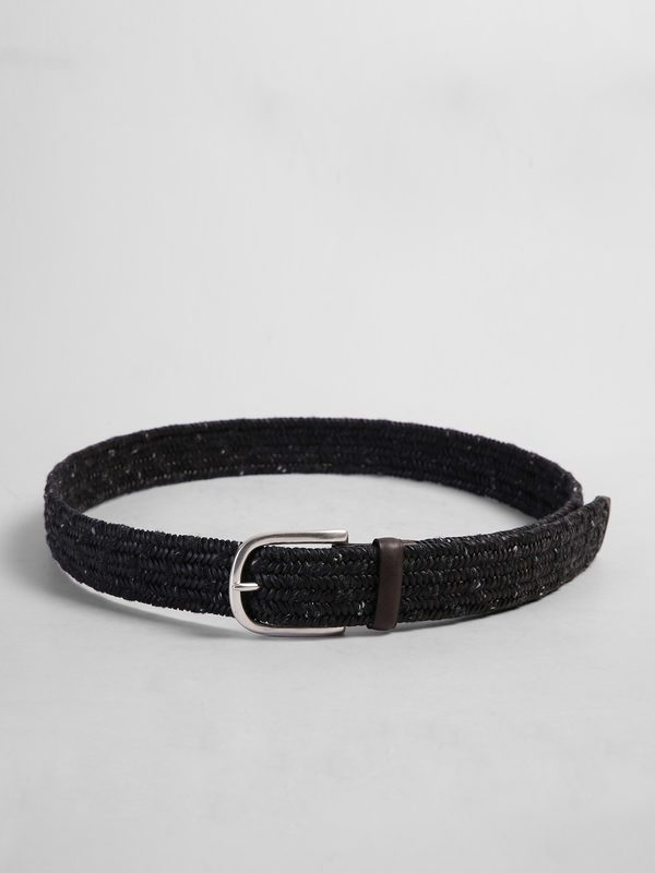 ORCIANI - Braided leather belt
