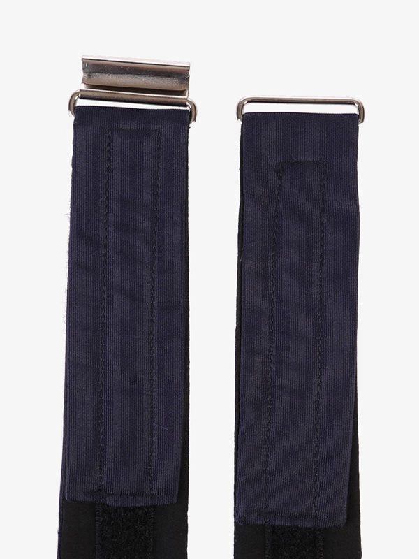 DELL'OGLIO - Tuxedo silk belt
