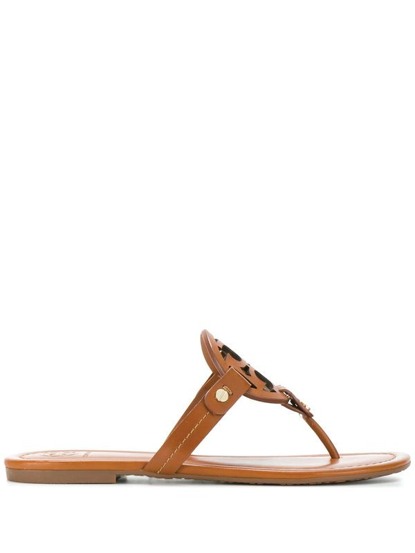 TORY BURCH - Miller leather sandals