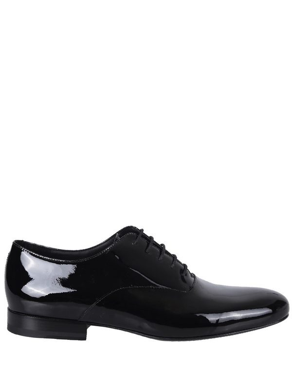 VALENTINO GARAVANI - Patent leather shoes