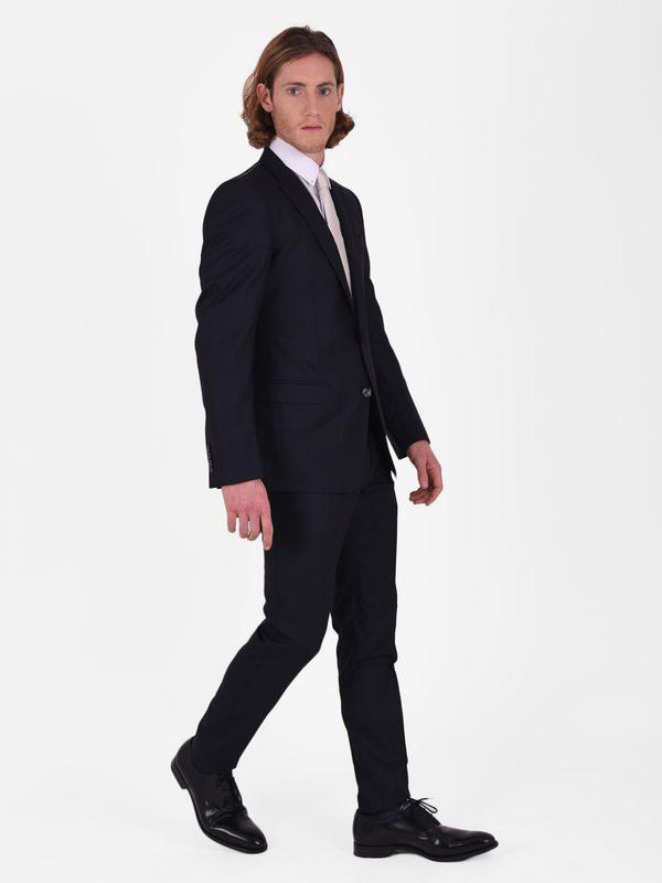 DOLCE & GABBANA - Virgin wool and silk suit