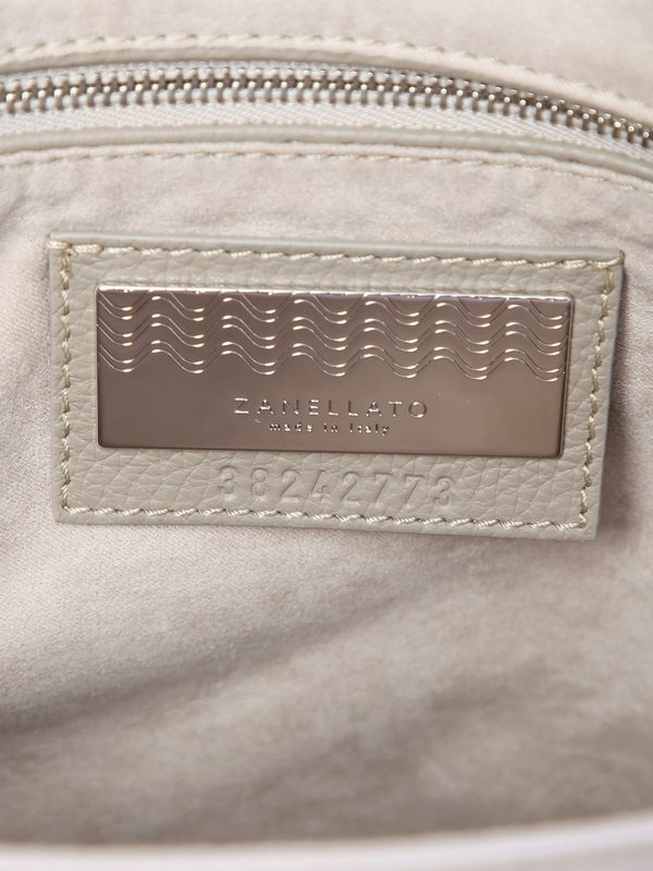 ZANELLATO - Postina L Daily leather bag