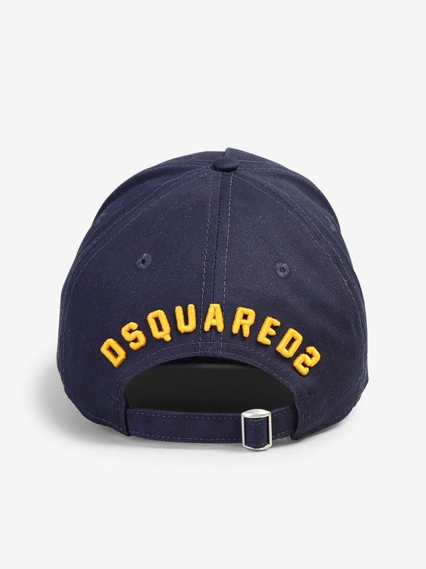 DSQUARED2 - Embroidered baseball hat