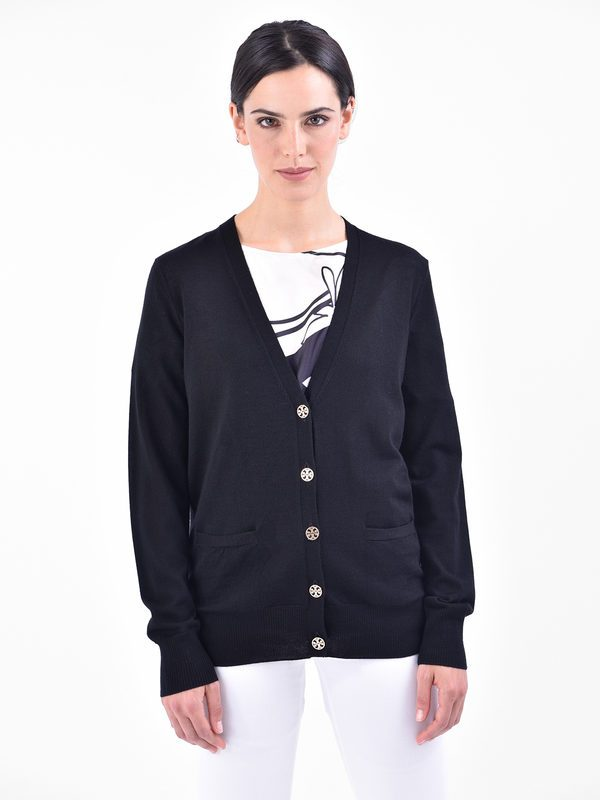 TORY BURCH - Madeline wool cardigan