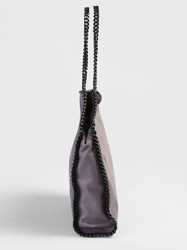 Shoulder bags - STELLA MCCARTNEY - Shaggy Deer Falabella tote bag ... 5e211b4add07f