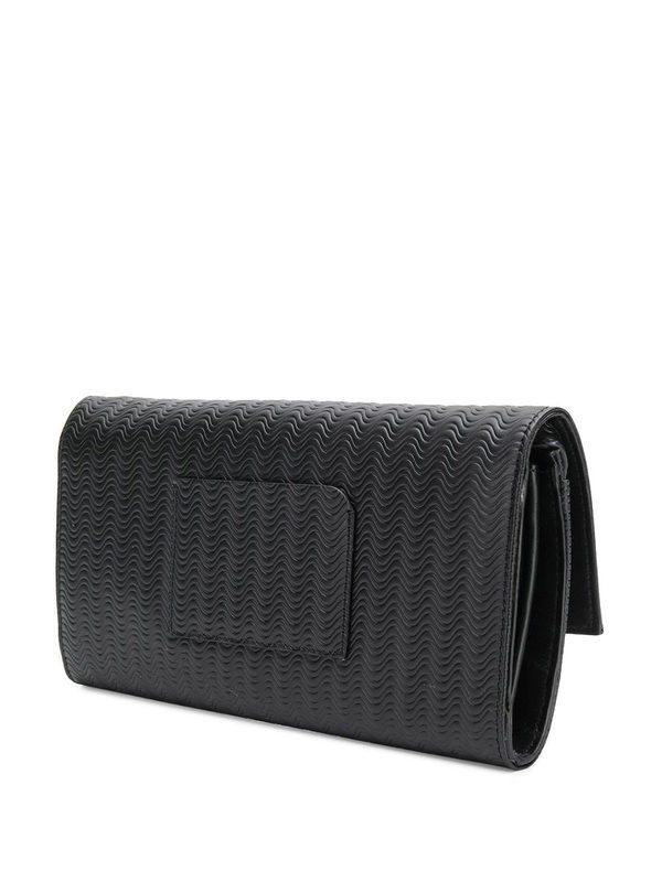 ZANELLATO - Citizen leather clutch