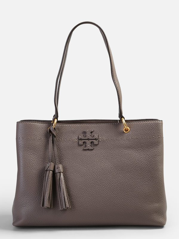 TORY BURCH - McGraw leather bag
