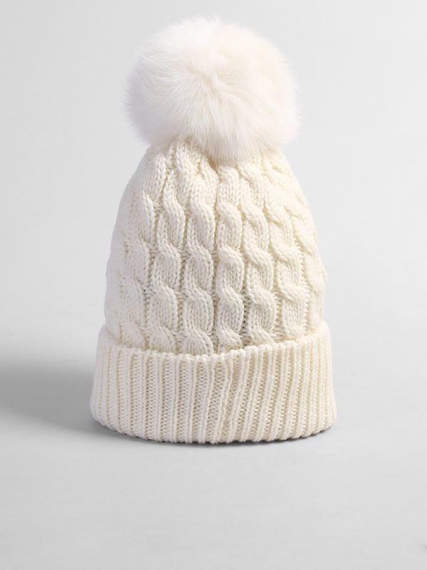 26b2264c986 Hats - MONCLER GRENOBLE - Virgin wool beanie
