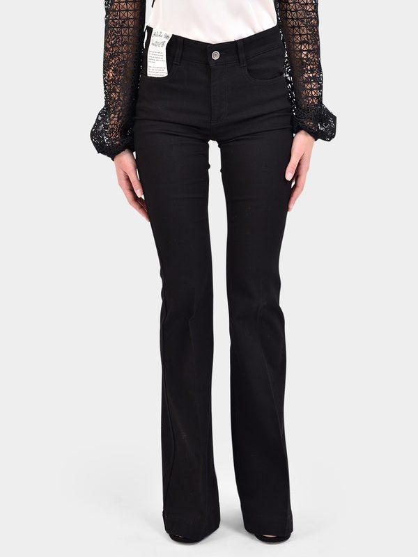 STELLA MCCARTNEY - Flared denim jeans