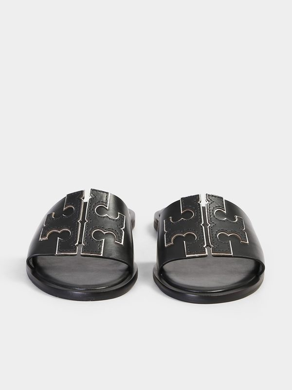 TORY BURCH - Ines leather sandals