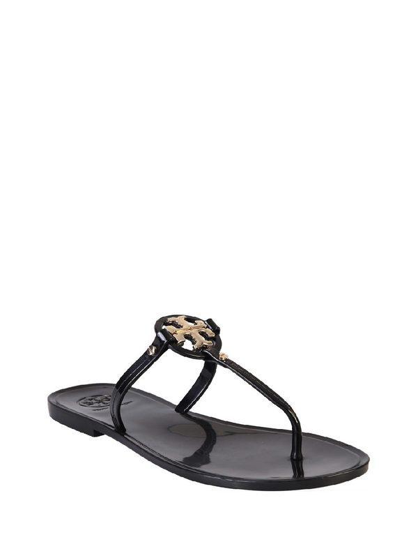 TORY BURCH - Miller rubber sandals