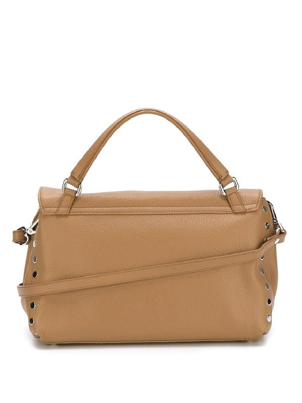ZANELLATO - Postina S Daily leather bag