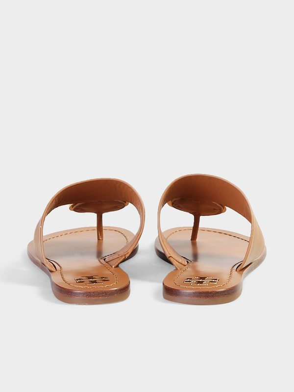 TORY BURCH - Leather sandals