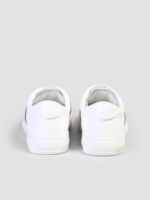 MONCLER - La Monaco leather sneakers