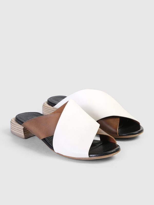 MARSELL - Leather sandals