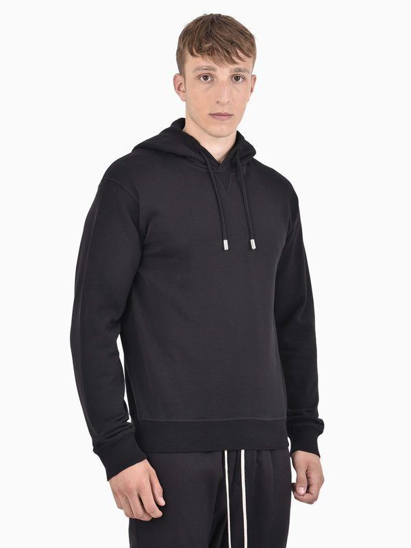 DSQUARED2 - Printed cotton hoodie