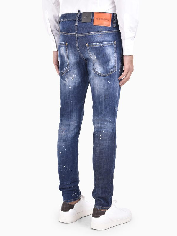 DSQUARED2 - Skater denim jeans