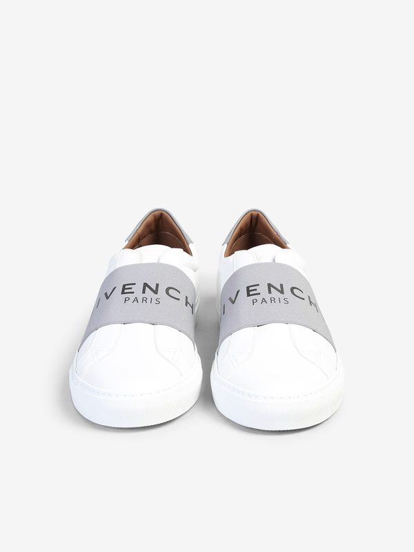 GIVENCHY - Urband Street leather sneakers