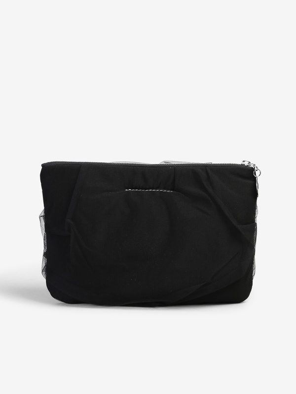 MM6 MAISON MARGIELA - Tulle insert clutch