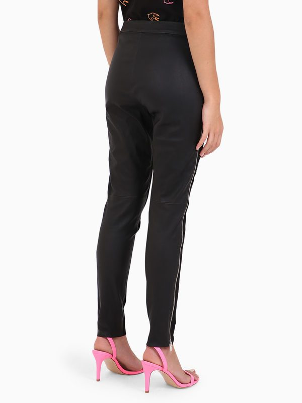 IRO - Sauly leather trousers