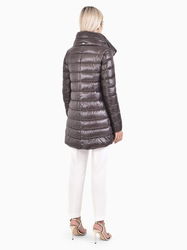 HERNO - Amelia nylon padded jacket
