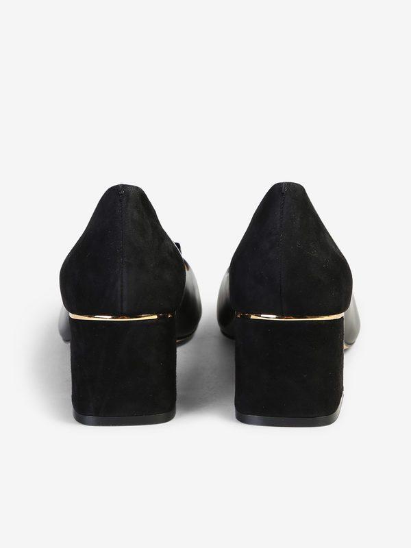 TORY BURCH - Gigi leather pumps