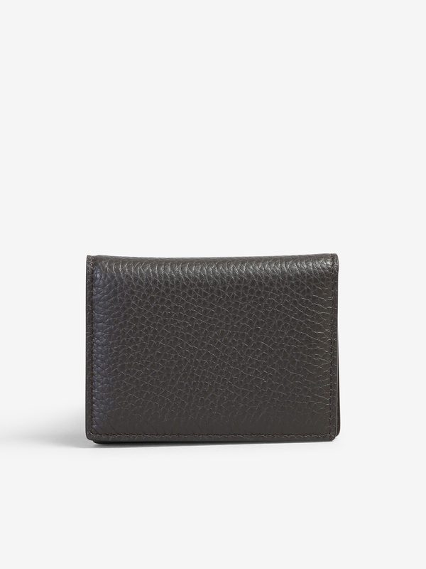 TOM FORD - Grained leather card holder