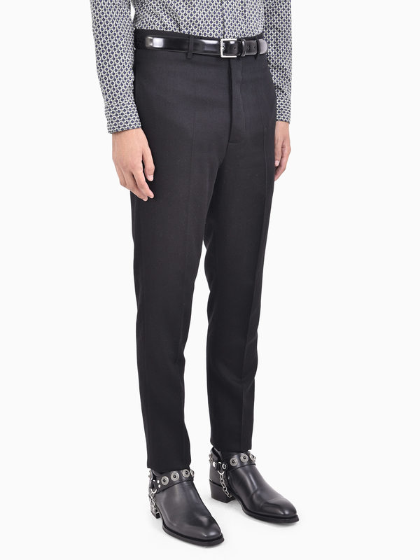 RICK OWENS - Astaires virgin wool trousers
