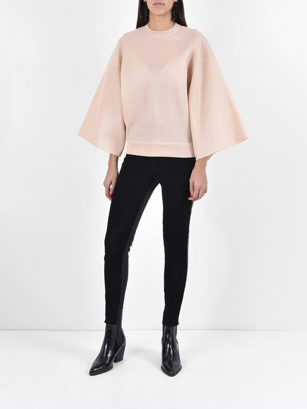 GIVENCHY - Silk and viscose sweater