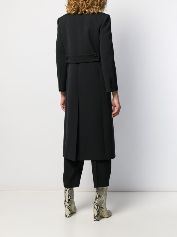GIVENCHY - Wool blend coat