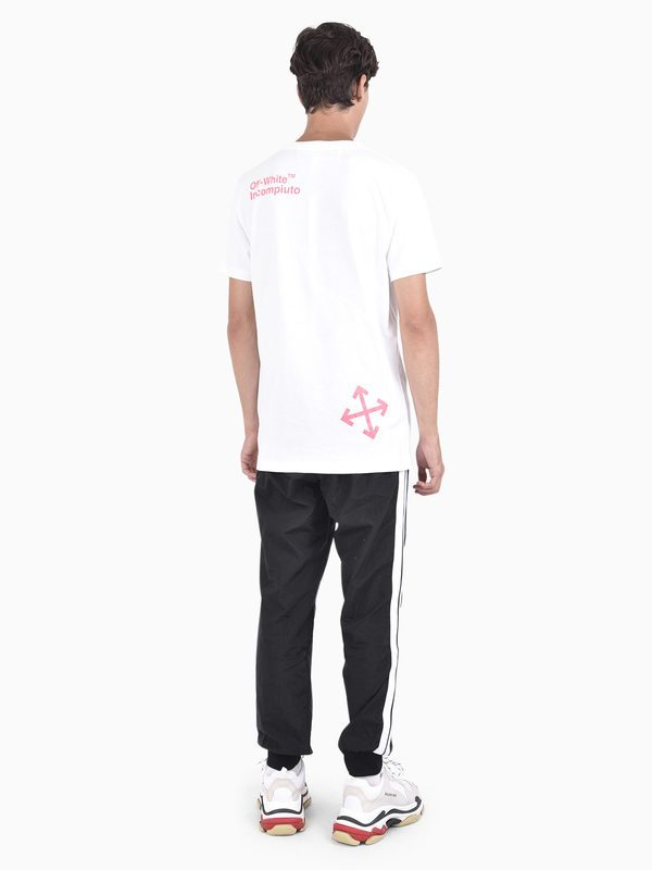 OFF-WHITE - Printed cotton T-shirt