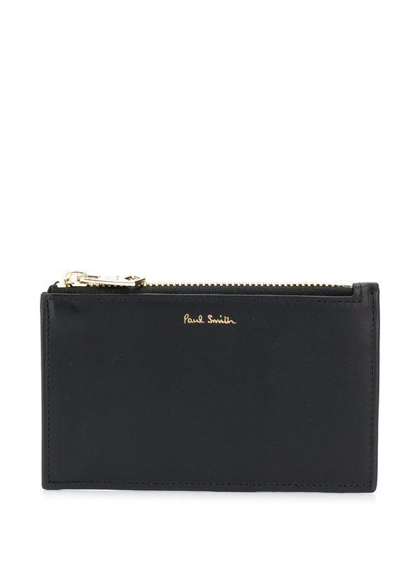 PAUL SMITH - Leather card holder
