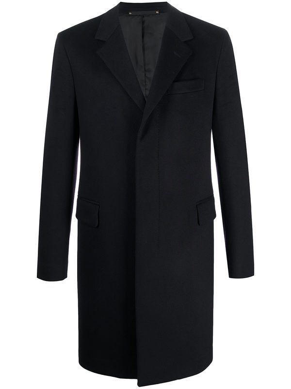 PAUL SMITH - Wool and cashmere coat